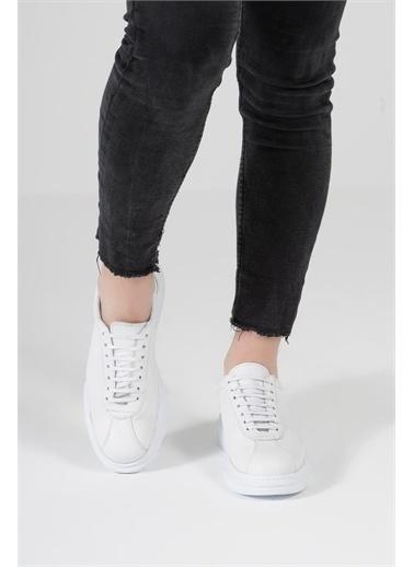 CZ London Sneakers Beyaz